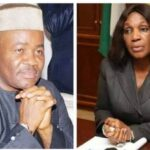 """I Slapped Akpabio For Sexually Harassing Me"" - Ex-Managing Director Of NDDC, Joy Nunieh [Video] 27"