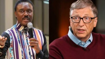 Pastor Chris Okotie Says Bill Gates Is Leading Satanic Agenda To Reduce World's Population With COVID-19 12