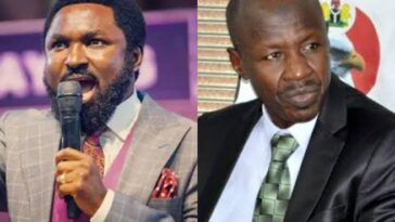 EFCC: Pastor Emmanuel Omale Opens Up About Helping Magu Buy N573 Million Property In Dubai 7