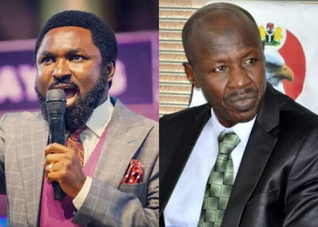 EFCC: Pastor Emmanuel Omale Opens Up About Helping Magu Buy N573 Million Property In Dubai 1