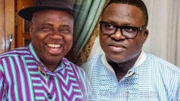 Bayelsa Governor Douye Diri Wins At Supreme Court Against Timi Alaibe 2