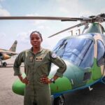 Tolulope Arotile: Nigeria's First Female Combat Helicopter Pilot Dies At 23 After Road Accident 28