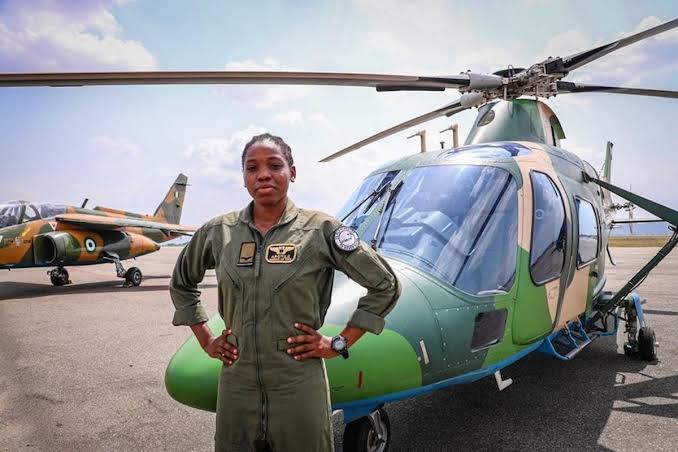 Tolulope Arotile: Nigeria's First Female Combat Helicopter Pilot Dies At 23 After Road Accident 1