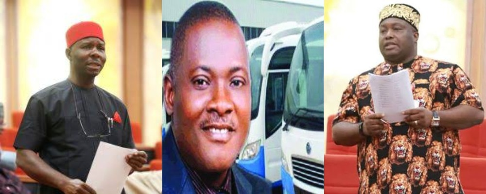 Senator Ifeanyi Ubah And Chukwuka Utazi Clashes Over Innoson Motors During Senate Plenary 1