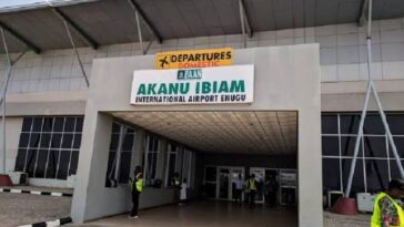 """Enugu Airport To Reopen On August 30"" - Minister Of Aviation, Hadi Sirika 11"
