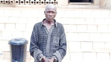 Police Arrests Pastor For Allegedly Defiling 10-Year-Old Girl After Luring Into His Room In Ogun 3