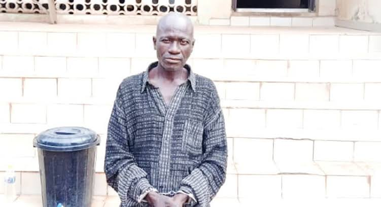 Police Arrests Pastor For Allegedly Defiling 10-Year-Old Girl After Luring Into His Room In Ogun 1