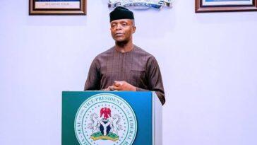 VP Osinbajo Says Fight Against Corruption Will Get More Difficult In Nigeria 7