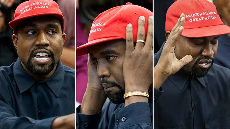 American Rapper, Kanye West Has Dropped Out Of 2020 Presidential Race - Campaign Team 1