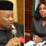 """I Am Contented With My Wife"" –Akpabio Denies Sexually Harassing Ex-NDDC MD, Joy Nunieh 29"