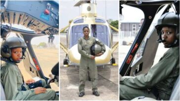 Nigeria's First Female Pilot, Tolulope Arotile To Be Buried Next Week With Full Military Honours 7