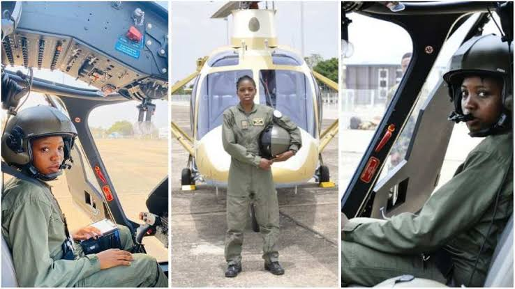 Nigeria's First Female Pilot, Tolulope Arotile To Be Buried Next Week With Full Military Honours 1