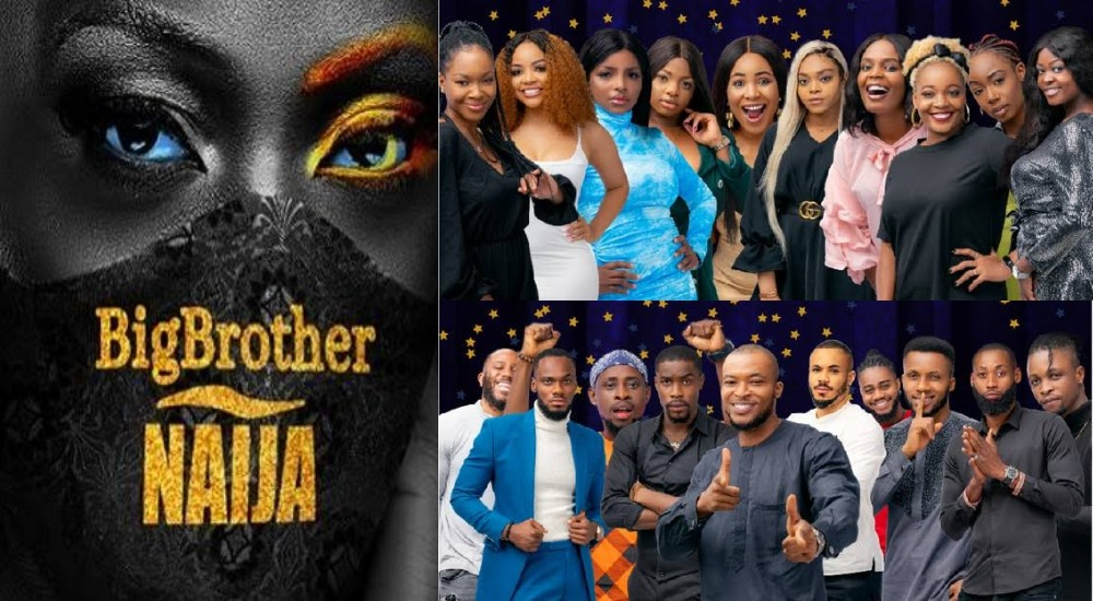 BBNaija 2020: Meet All The 20 Housemates Of Big Brother Naija Season Five 'Lockdown Edition' 1