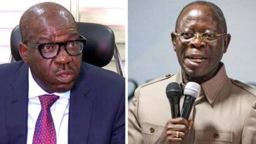 Oshiomhole Says Obaseki Is A Snake, Vows To Return Edo To APC For Sustainable Development 6