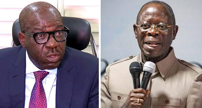 Oshiomhole Says Obaseki Is A Snake, Vows To Return Edo To APC For Sustainable Development 1