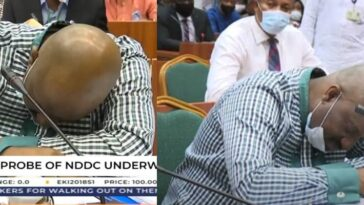 Drama As Acting NDDC MD Slumps During Interrogation Over Alleged Missing N40 Billion [Video] 4