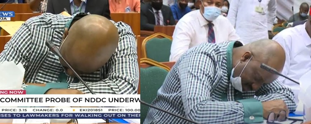 Drama As Acting NDDC MD Slumps During Interrogation Over Alleged Missing N40 Billion [Video] 1