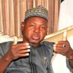 Governor Masari Says Enemies Of APC Are Sponsoring Boko Haram And Bandits In The North 27