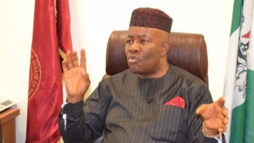 NDDC Probe: Akpabio Accuses NASS Members Of Getting Most Of The Commission's Contracts 2