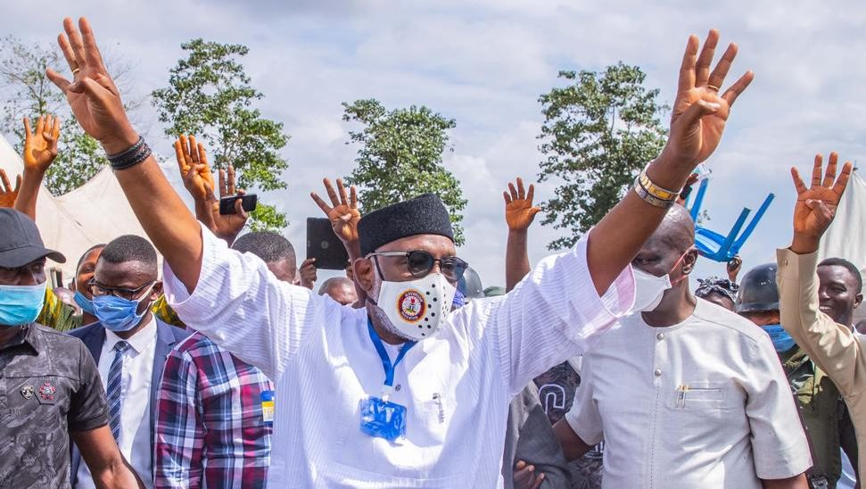 Governor Akeredolu Wins APC Primary Election, Emerges Party's Governorship Candidate In Ondo 1
