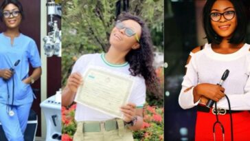 Doctor Dies In Car Accident On Her Way Home After Completing Her NYSC Programme [Photos] 1