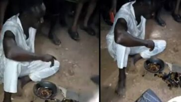 Drama As Ondo Islamic Cleric Is Forced To Eat The Sacrifice He Tried To Drop At Night [Video] 7