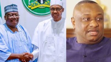 National Assembly Asks Buhari To Stop Keyamo From Supervising 774,000 Jobs For Nigerians 6