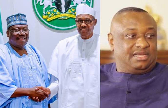National Assembly Asks Buhari To Stop Keyamo From Supervising 774,000 Jobs For Nigerians 1