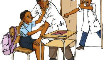 Yobe Headmaster Arrested For Rαping 10-Year-Old Pupil, Claims They Had Sεx With Her Consent 1