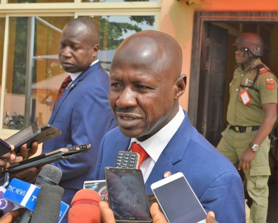 EFCC: Magu Says He Sold Recovered Assets To Federal Government Agencies And Presidential Villa 1