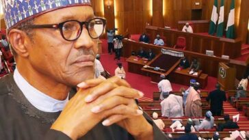 Nigerian Senate Gives President Buhari Deadline To Present His Proposed N12.66 Trillion Budget 10