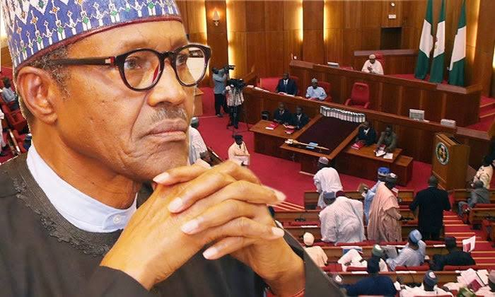 Nigerian Senate Gives President Buhari Deadline To Present His Proposed N12.66 Trillion Budget 1