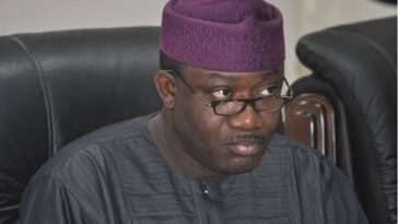Ekiti State Governor, Kayode Fayemi Test Postive For Coronavirus 3