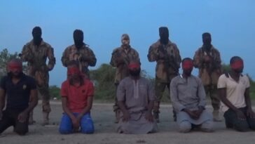 Boko Haram Executes Five Aid Workers Over Refusal To Pay $500,000 Ransom (Picture) 4