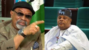 """You're A Small Boy"" - Chris Ngige Attacks James Faleke Live On TV During Rep's Probe [Video] 3"