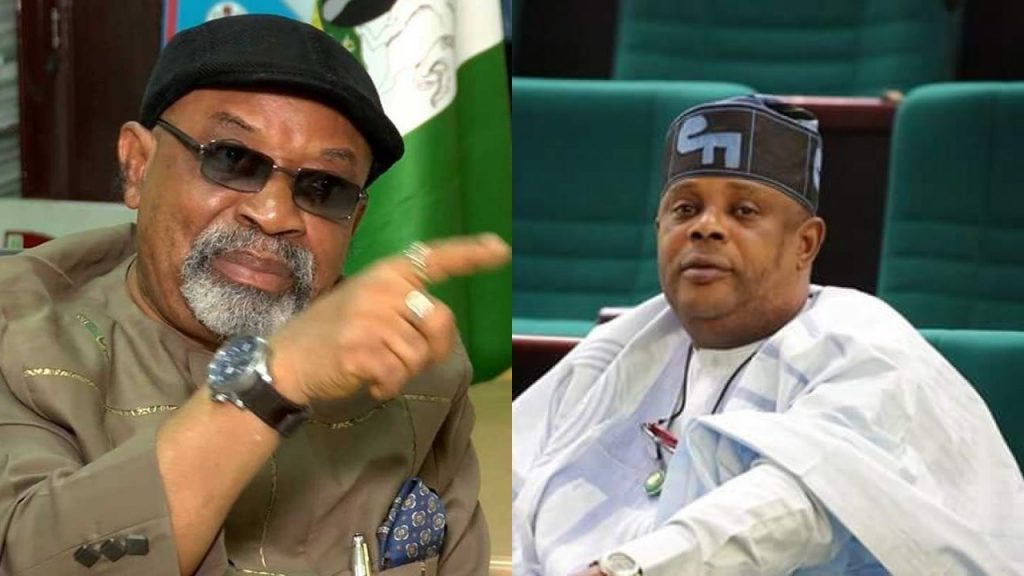 """""""You're A Small Boy"""" - Chris Ngige Attacks James Faleke Live On TV During Rep's Probe [Video] 1"""