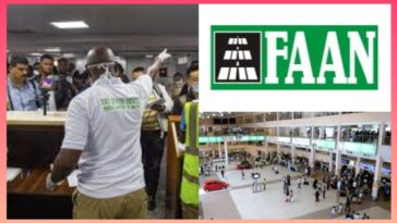 DSS Boss Slaps FAAN Security Official In Abuja Airport Who Was Trying To Search A Passenger 7