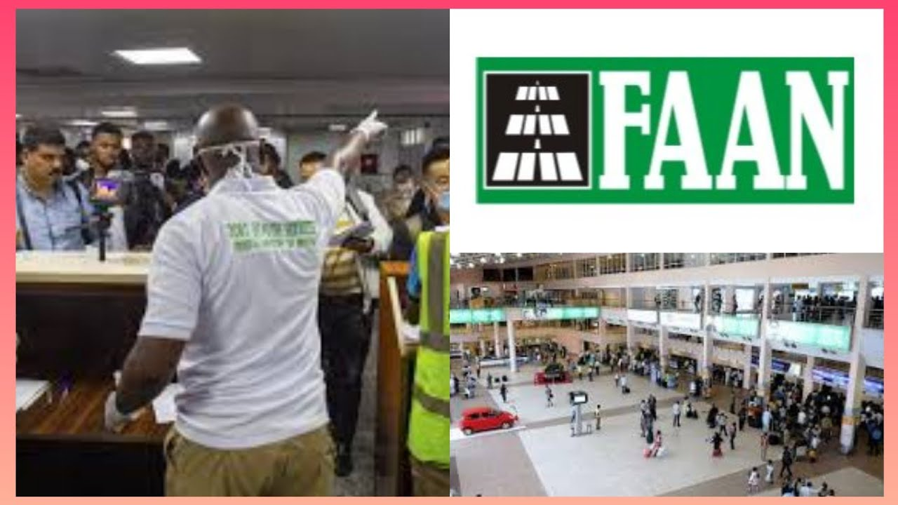 DSS Boss Slaps FAAN Security Official In Abuja Airport Who Was Trying To Search A Passenger 1