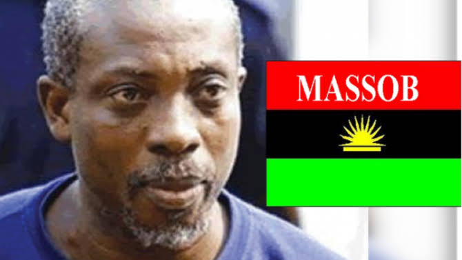 """Igbos Will Never Rule Nigeria"" - MASSOB Tells South-East Not To Waste Money On 2023 Presidency 1"