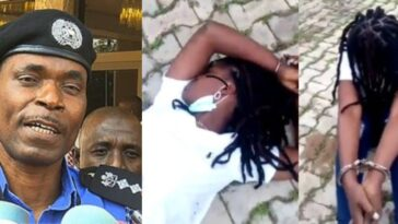 IGP Adamu Investigates Viral Video Showing Police Officers Dehumanizing Female Suspect In Ibadan 2