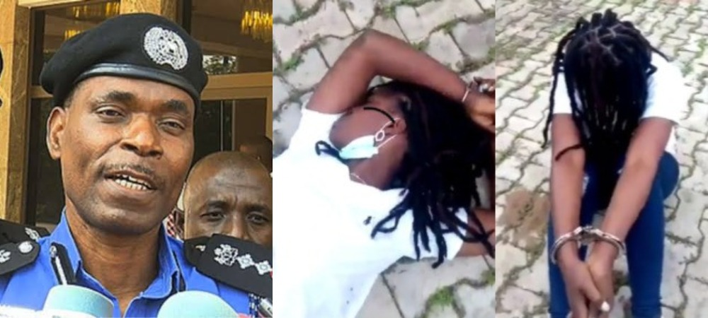 IGP Adamu Investigates Viral Video Showing Police Officers Dehumanizing Female Suspect In Ibadan 1