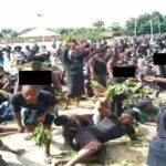 Southern Kaduna Women Protest Naked Over Recent Killings, Demands Justice [Photos] 27
