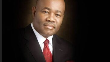 Akpabio Writes National Assembly, Denies Saying Lawmakers Received Most Contracts From NDDC 9