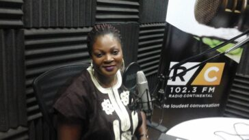 Popular Max FM radio presenter Iya Jogbo is dead 3