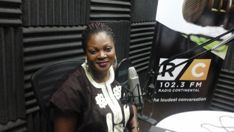 Popular Max FM radio presenter Iya Jogbo is dead 1