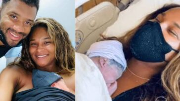 Ciara And Russell Wilson Welcomes Their Second Child Together, Sings Him 'Happy Birthday' [Video] 8