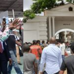 Edo Guber: Many Injured As APC, PDP Thugs Clash During Obaseki's Campaign At Oba Palace 28
