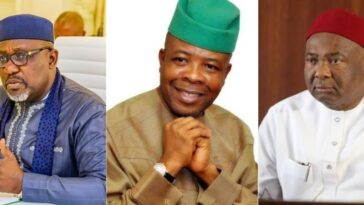 IMO: Okorocha Opens Up About Forming 'Alliance' With Ihedioha To Remove Governor Uzodinma 7
