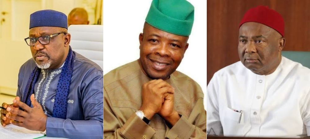 IMO: Okorocha Opens Up About Forming 'Alliance' With Ihedioha To Remove Governor Uzodinma 1