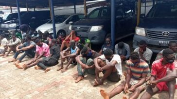 20-Year-Old Suspect Arrested By Police Confesses To Initiating Five Kids Into Secret Cult In Anambra 11